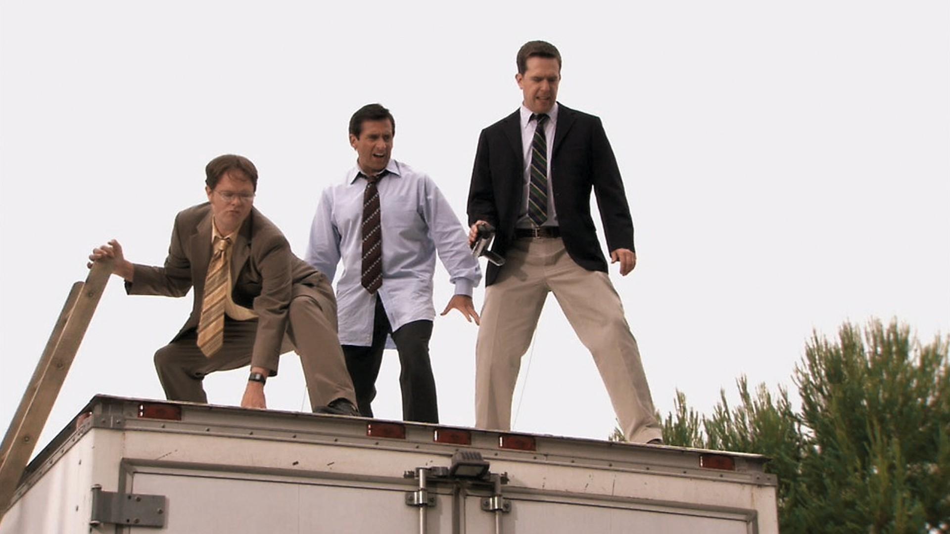 How The Office Ruined Parkour